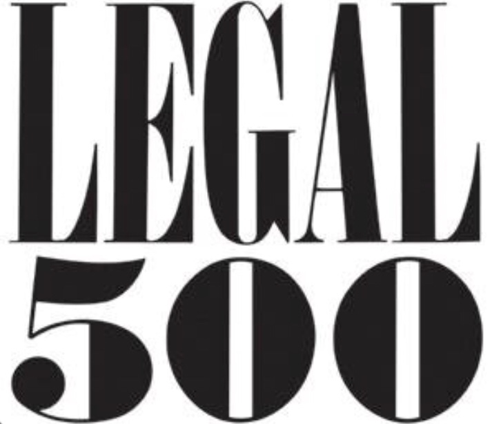 LEGAL 500 TOP RANKING
