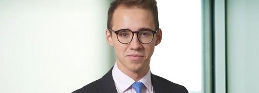 Portrait of Joseph Switalski