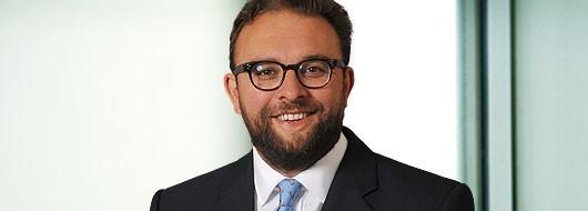 Portrait of Anthony Geadah