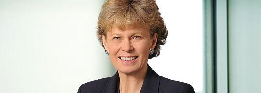Portrait of Clare Renton