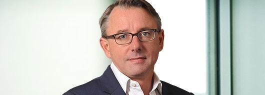 Portrait of Ken Collins