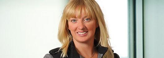 Portrait of Lynsey Cade Davies