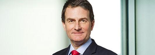 Portrait of Patrick Chamberlayne QC